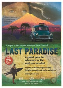 Poster for Last Paradise