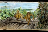 Robinson-crusoe-The-childhood-Dream-which-began-the-journey - W