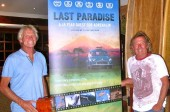 Alby Falzon at LAST PARADISE Screening