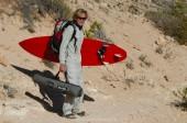 Clive Neeson treck-in