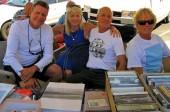 Greg Huglin-Dick Hoole-Clive Neeson-Byron Festival