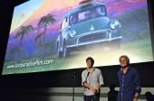 MC Jack Bennetto & Clive Neeson Perth premiere