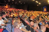 Packed House at Twin Towns Coolangatta Australia