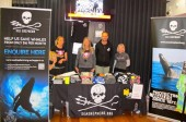 Sea Shepherd volunteers Noosa