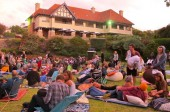 Yallingup Caves House Outdoor screening